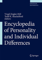 Encyclopedia of Personality and Individual Differences