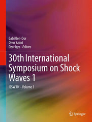 30th International Symposium on Shock Waves 1