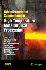 8th International Symposium on High-Temperature Metallurgical Processing