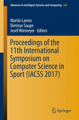 Proceedings of the 11th International Symposium on Computer Science in Sport (IACSS 2017)