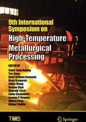 9th International Symposium on High-Temperature Metallurgical Processing
