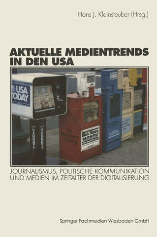 Aktuelle Medientrends in den USA