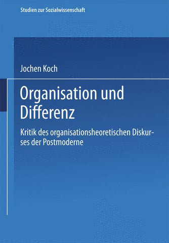 Organisation und Differenz