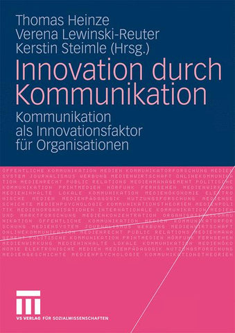 Innovation durch Kommunikation