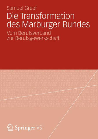 Die Transformation des Marburger Bundes