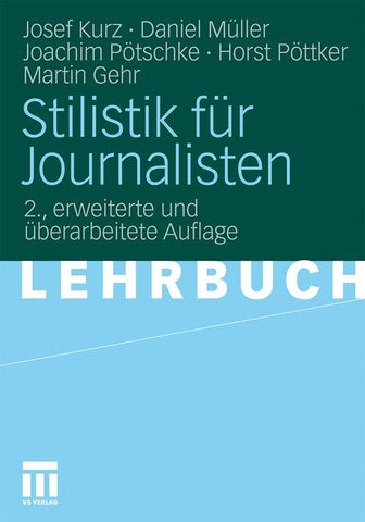 Stilistik für Journalisten