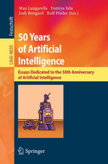 50 Years of Artificial Intelligence