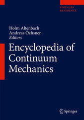 Encyclopedia of Continuum Mechanics