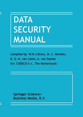 Data Security Manual