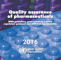 Quality Assurance of Pharmaceuticals 2016 [OP]