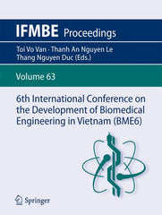 6th International Conference on the Development of Biomedical Engineering in Vietnam (BME6)
