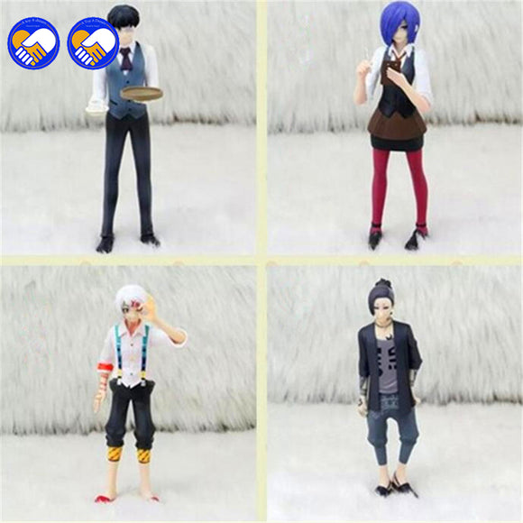 Tokyo Ghoul Character Figurines