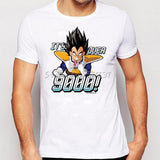 It's Over 9000 Dragon Ball Z T Shirt