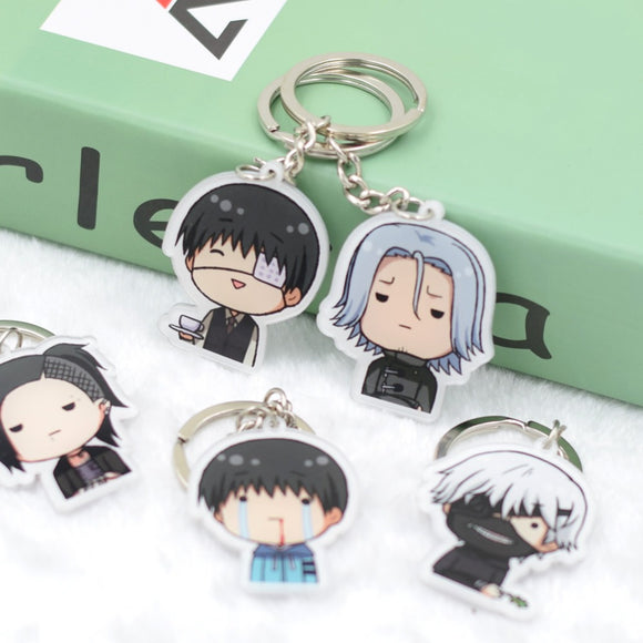 Tokyo Ghoul Key Chains