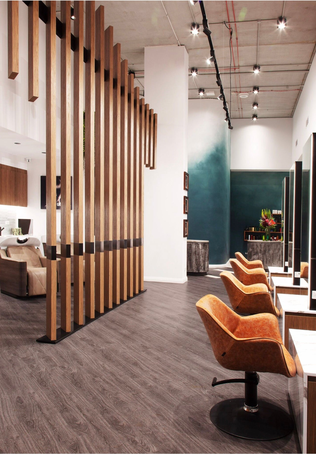 Luxury Salon Design