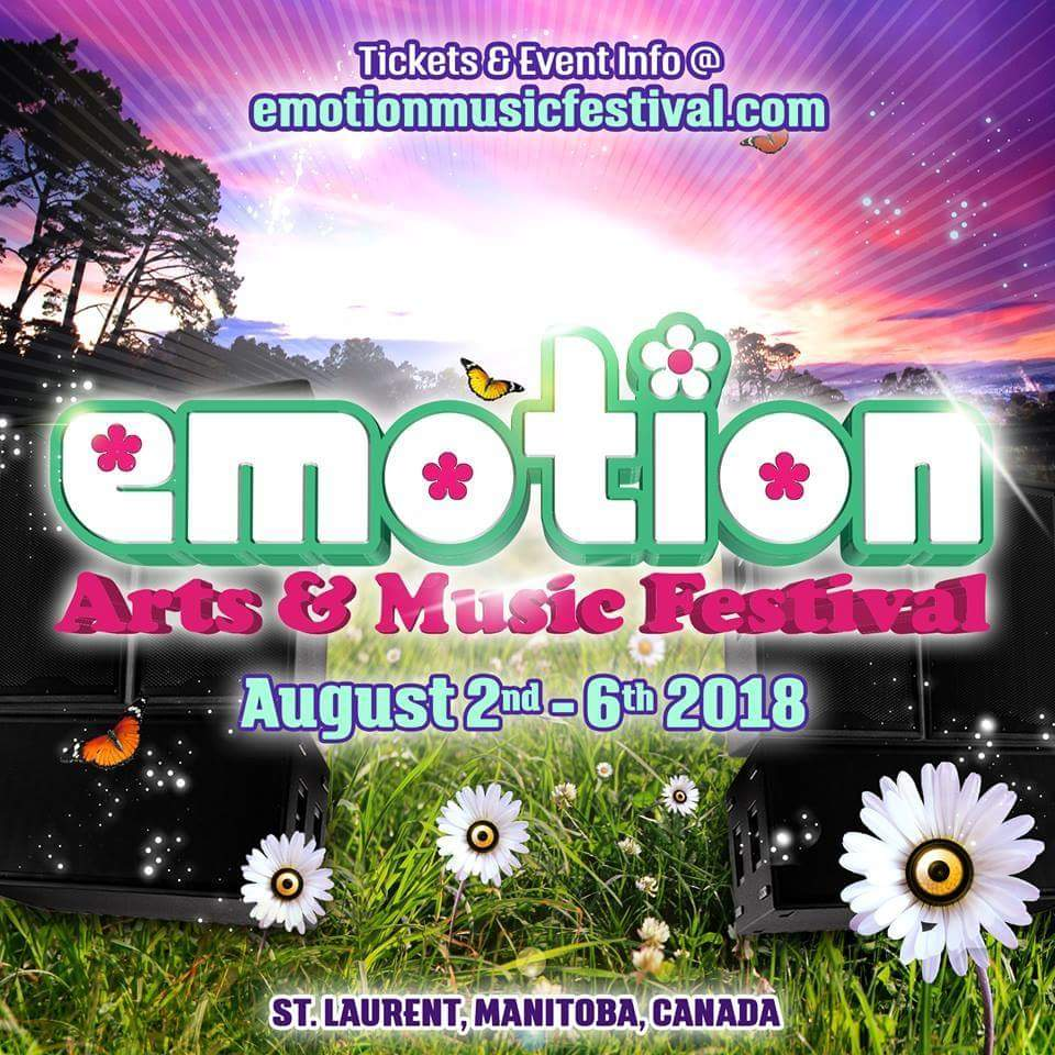 Emotion festival is just around the corner