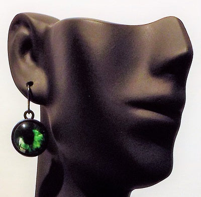 Monster Earrings
