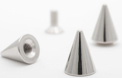 Cone Spikes and Studs - Strange Things Emporium