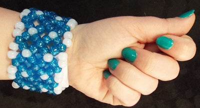 Sinthetic Candy Bead Bracelet - Strange Things Emporium