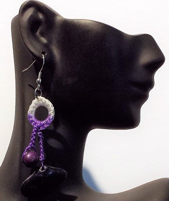 Shell By The Shore Earrings - Strange Things Emporium