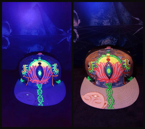DNA Hat - Strange Things Emporium