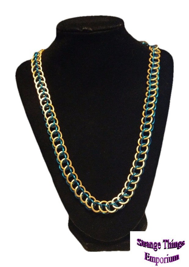 Large Chain Loop Necklace - Strange Things Emporium