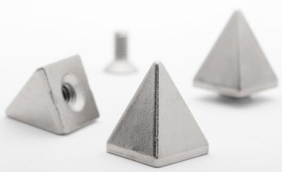 Pyramid Stud - Strange Things Emporium