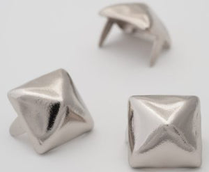 Pyramid Stud 1/2 Inch - Strange Things Emporium