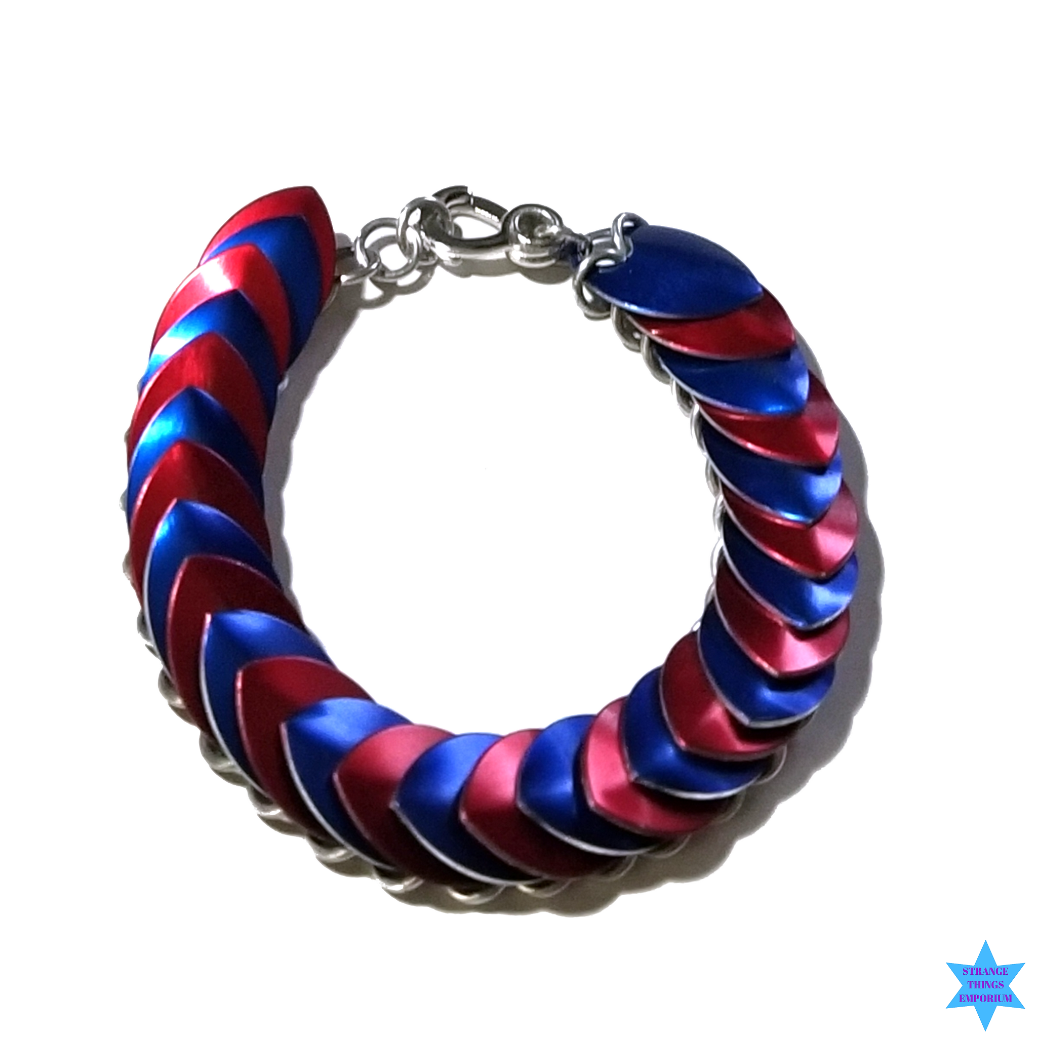 Dragon Scale Bracelet - Strange Things Emporium