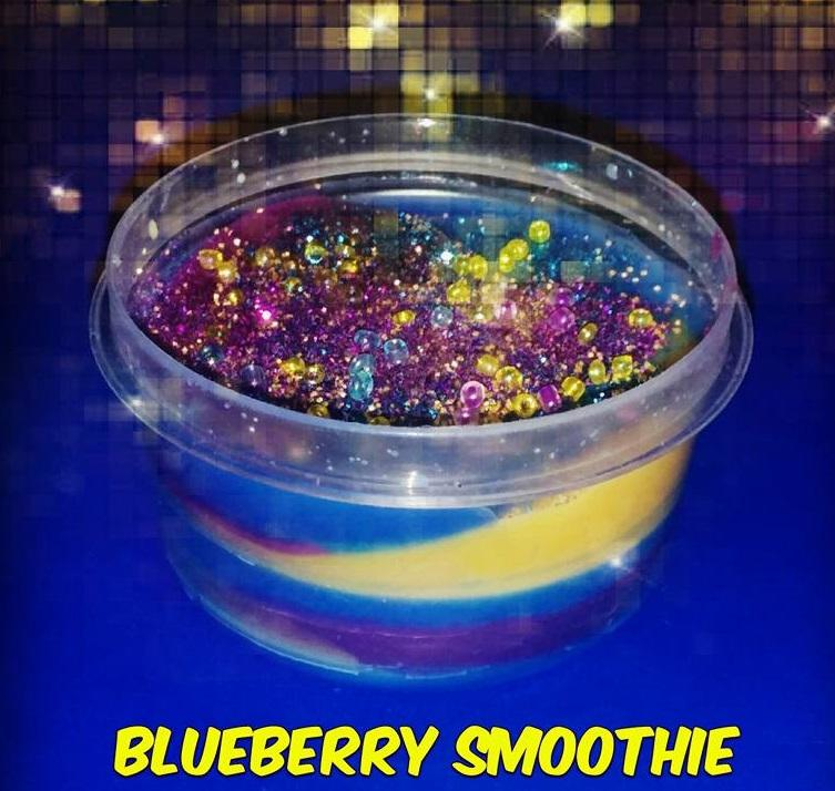Blueberry Smoothie Wax Melts - Strange Things Emporium