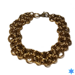 Bronze Odd Chain - Strange Things Emporium