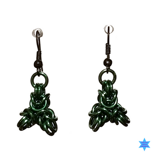 Celtic Knot Earrings - Strange Things Emporium