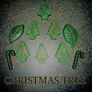 Christmas Tree Scent Wax Melts - Strange Things Emporium