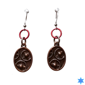 A Clockwork Earrings - Strange Things Emporium