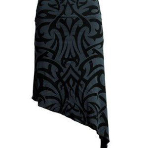 Full Print Tribal Skirt - Strange Things Emporium