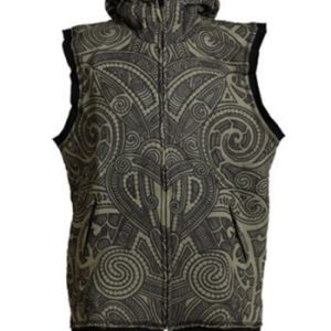 Full Print Tribal Vest - Strange Things Emporium