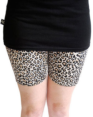 Leopard shorts - Strange Things Emporium