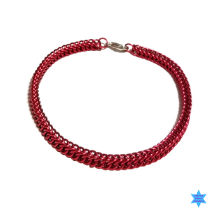 Red Copper Bracelet - Strange Things Emporium