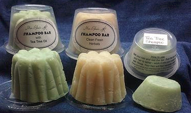 Mrs Blues  Shampoo Bar - Strange Things Emporium