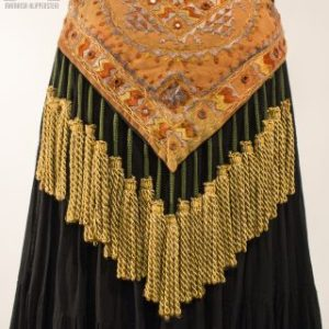 Shined Tassel Wrap - Strange Things Emporium