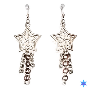 Shooting Star Earrings - Strange Things Emporium