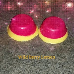Wild Berry Lemon Scented Wax Melt - Strange Things Emporium
