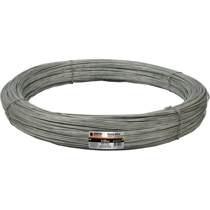 Whites Rural Standard Galvanised Fence Wire (Multiple Sizes)