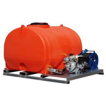 1200 L Skid Mounted Fire Fighting Unit