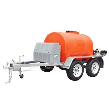 Trailer Mounted Fire-Fighting Units (1200 L and 2000 L)