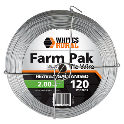 Whites Rural Tie Wire Farm Pak (Multiple sizes)