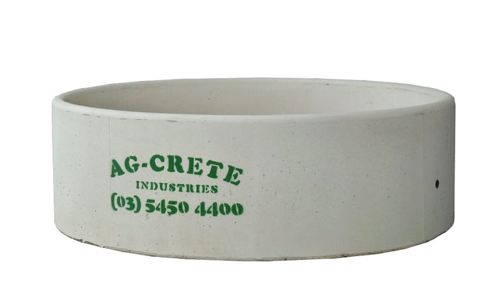 Ag-Crete Round Cattle Trough 1.94 m