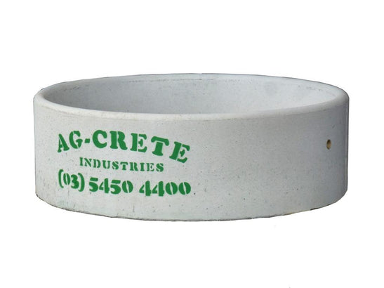 Ag-Crete Round Sheep Trough 1.35 m