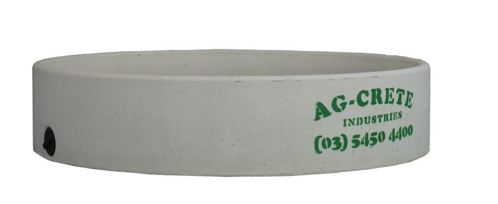 Ag-Crete Round Sheep Trough 1.94 m