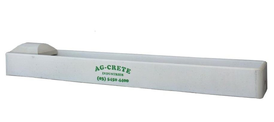 Ag-Crete Rectangular Trough 4.3 m